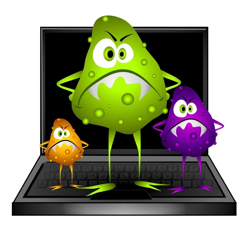 svg royalty free stock Free download clip art. Clipart computer virus