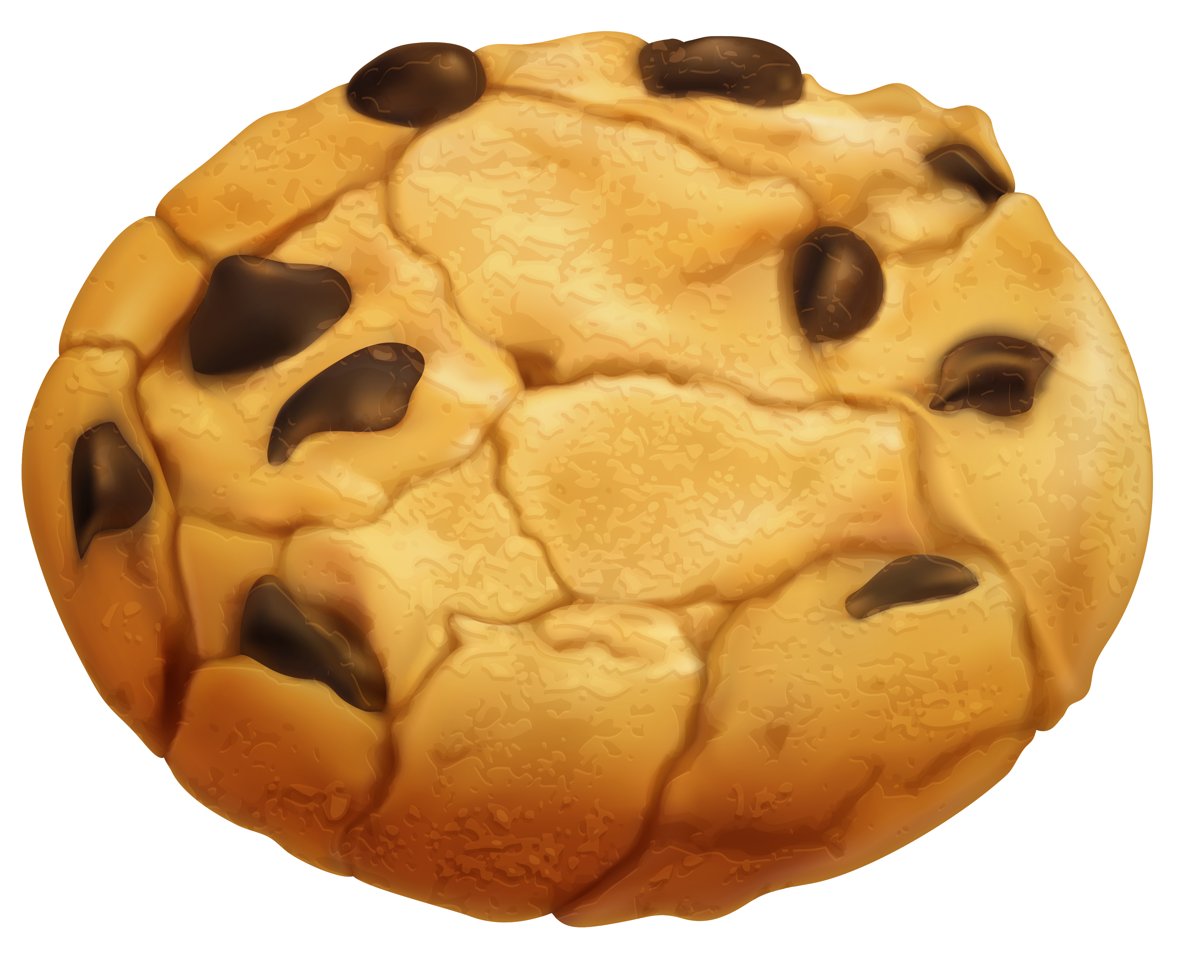 png freeuse stock Brownie clipart chcolate. Cookie with chocolate png.
