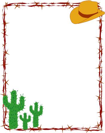 picture royalty free Western theme clipart. Cowboy border panda free