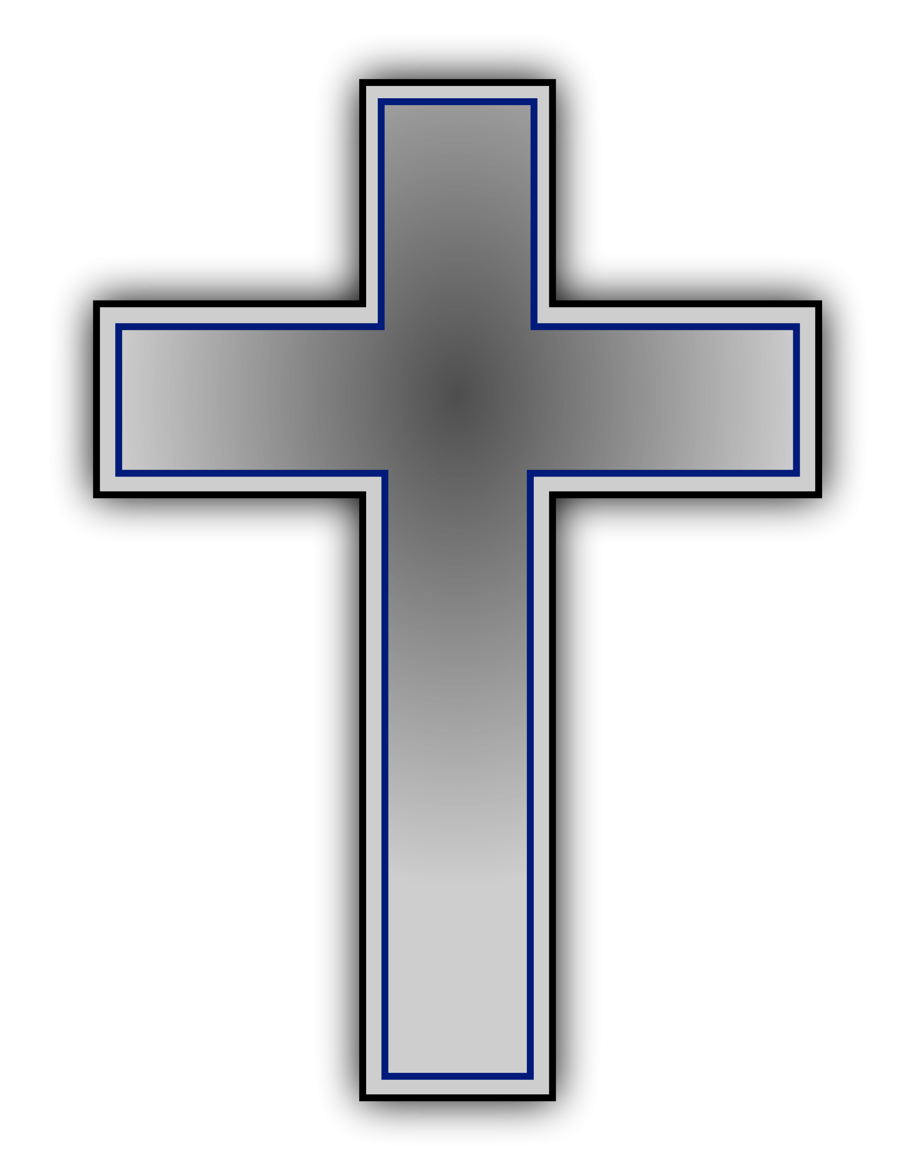 clipart stock Catholic cross clipart black and white. Ii panda free images
