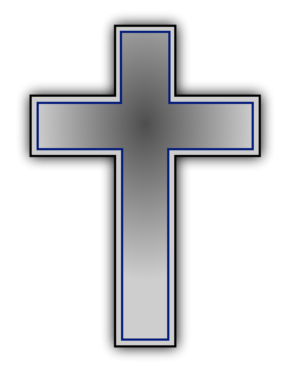 clipart royalty free library Cross With Transparent Background Clipart
