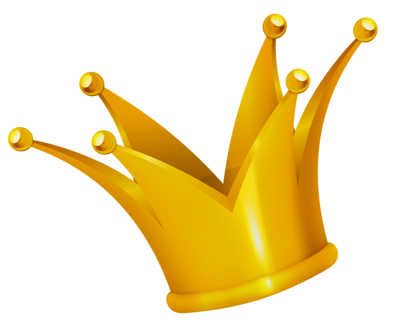 transparent download Crowns clipart. Gold crown picture png