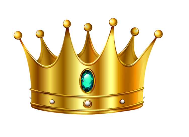 clip art royalty free library Gold Crown Clip Art png transparent