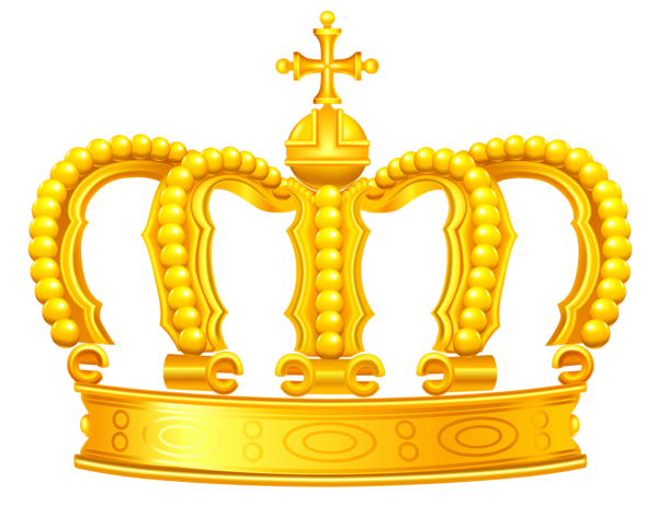 jpg library library Gold Crown PNG Clipart
