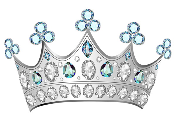 clipart free library Tiara clipart transparent background. Diamond crown png picture