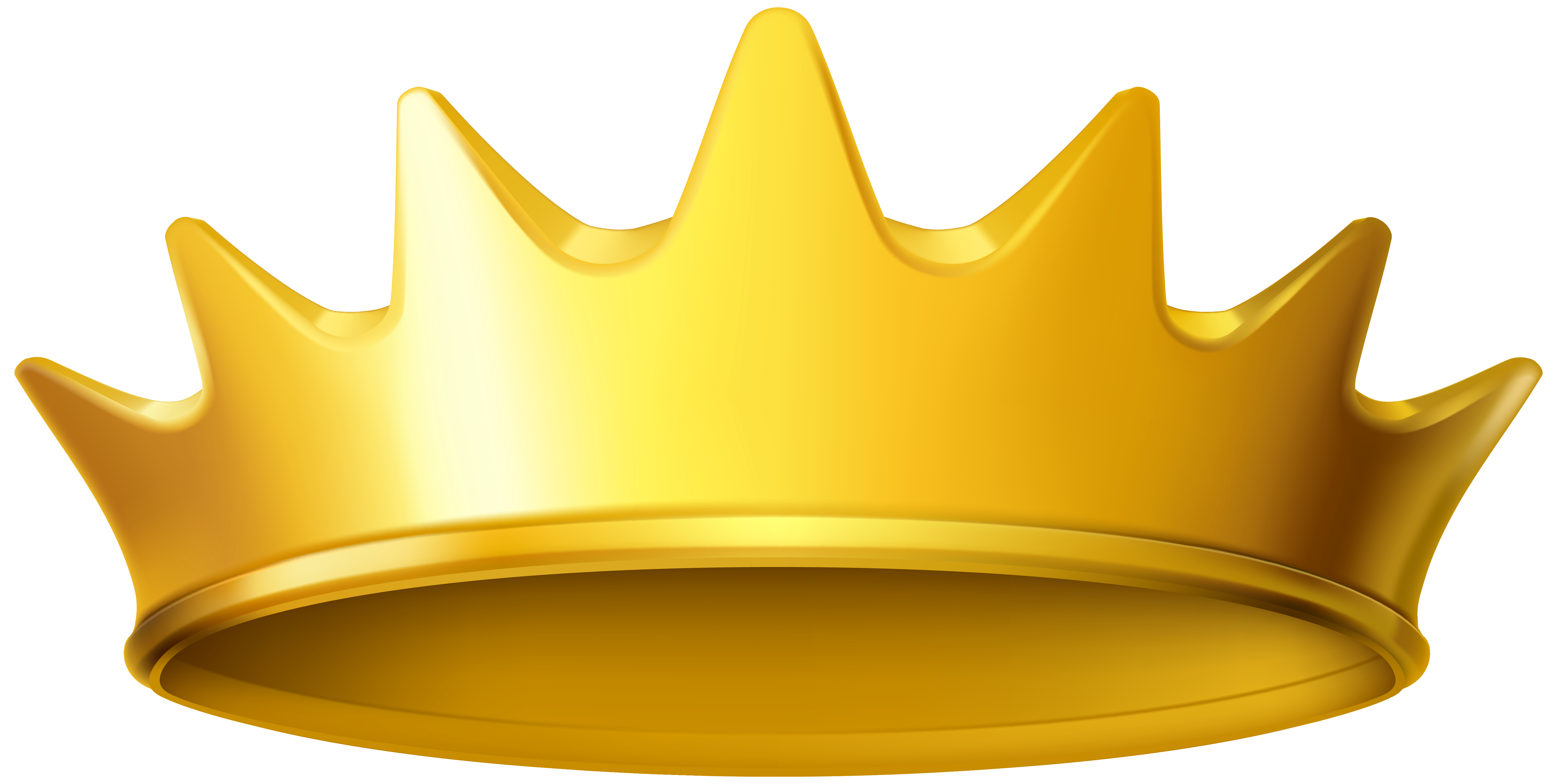 png royalty free download Crowns clipart. Golden crown png image.