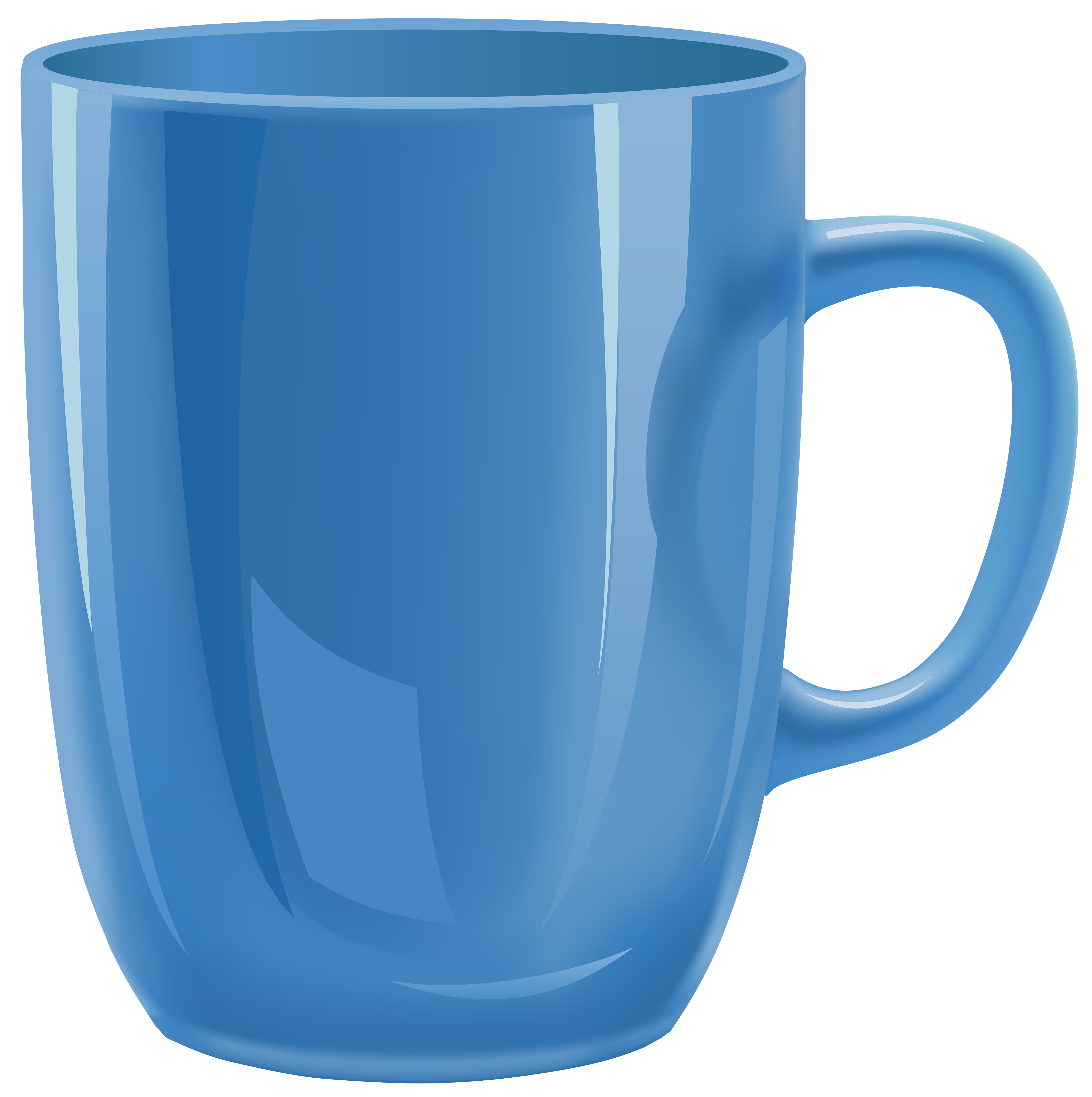 svg free Blue png best web. Cup clipart.