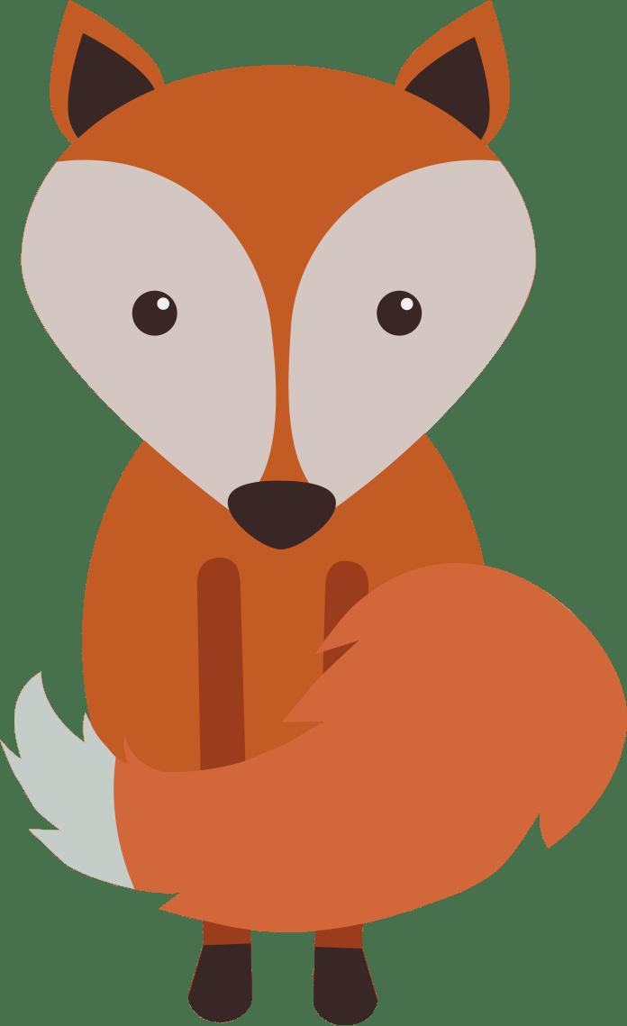 transparent Cute Fox Clipart at GetDrawings