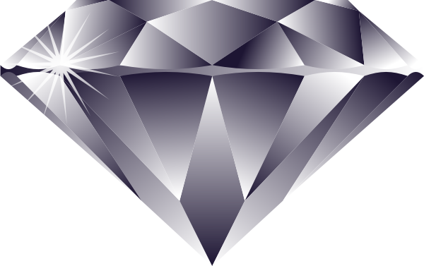 picture transparent download Diamond Clipart