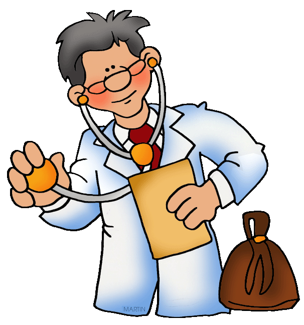 vector free library Doctors clipart. The doctor free on