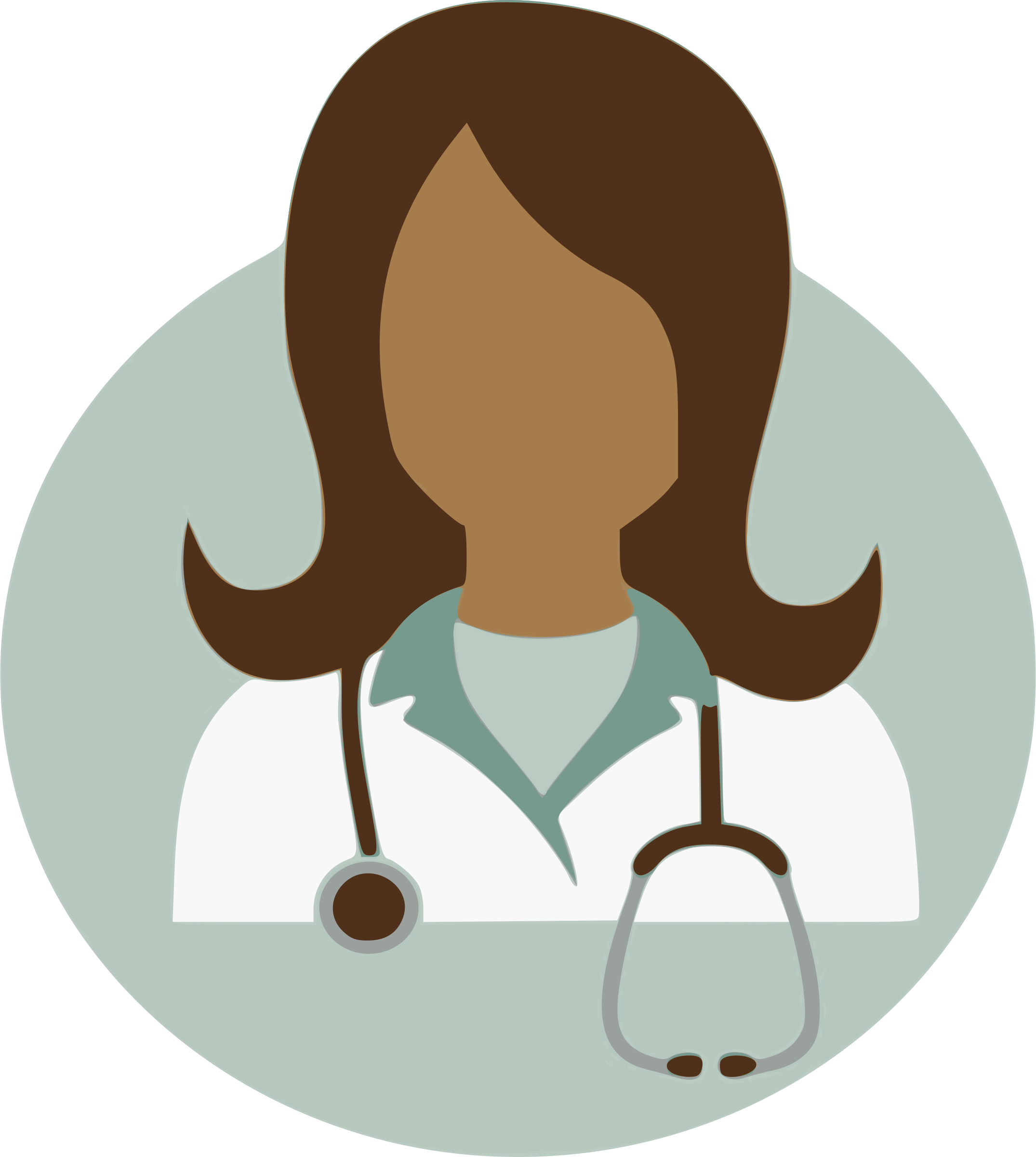 jpg royalty free Female big image png. Doctor clipart