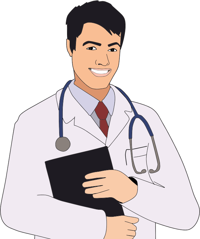 svg royalty free library Hd png transparent images. Vector doctor man