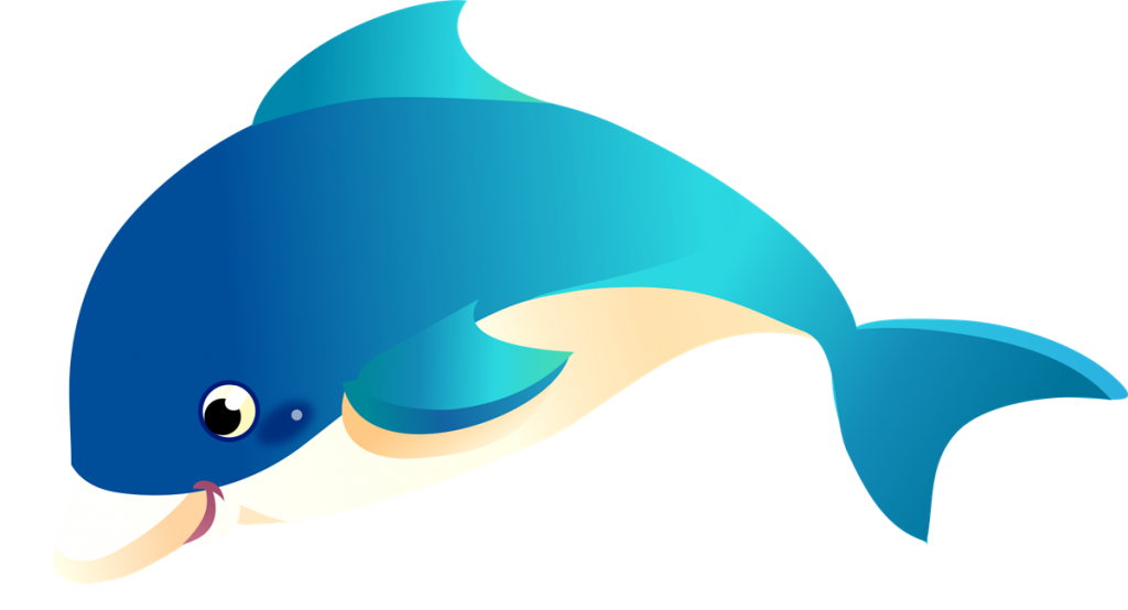 image library download Cute Dolphin Clipart at GetDrawings