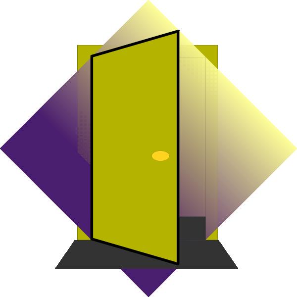clip library library Door Clip Art Free