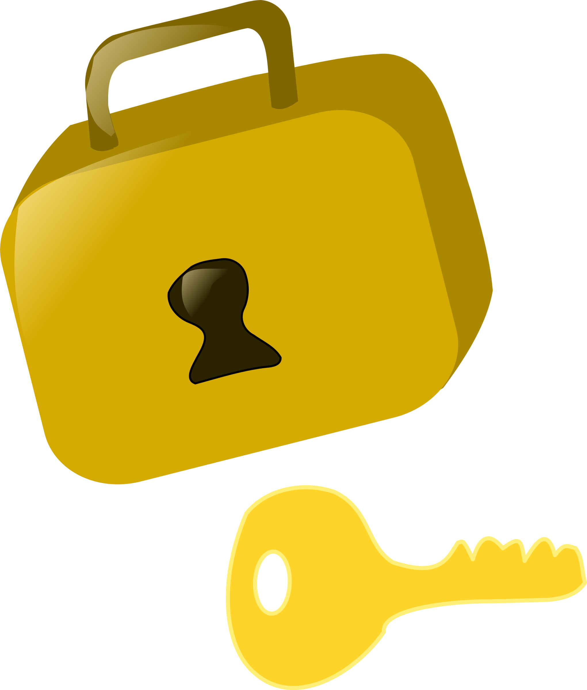 svg library download Big image png. Lock and key clipart