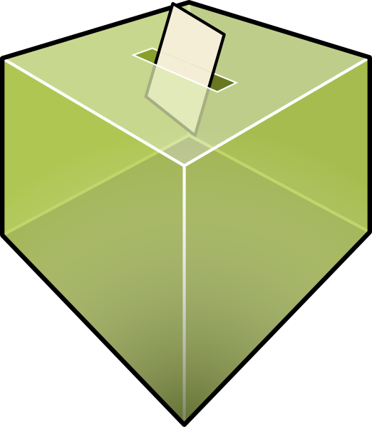 png freeuse download Election Box Clip Art at Clker