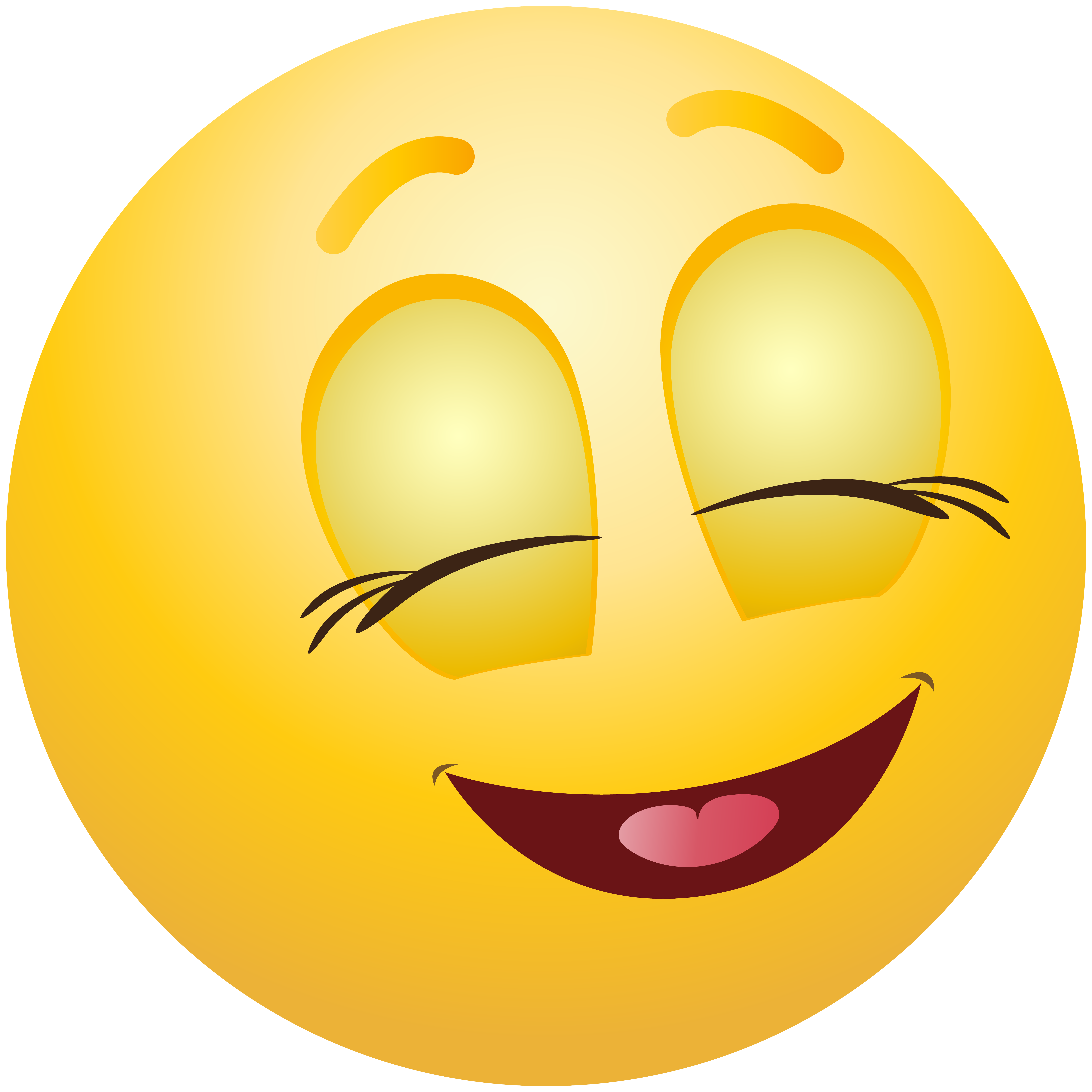 image freeuse Pleased emoticon png best. Vector emojis clip art