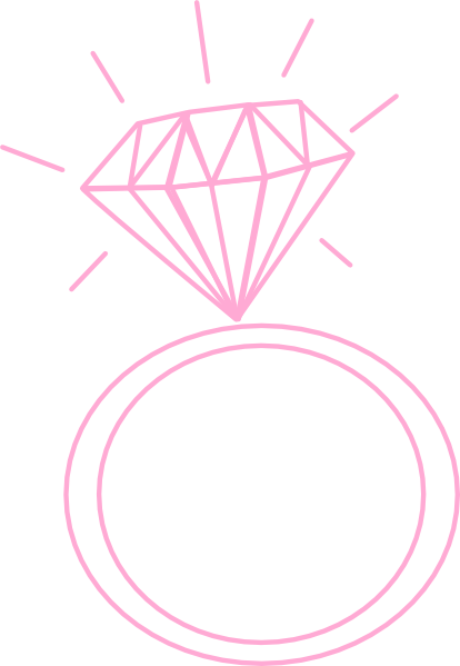 picture royalty free Cartoon wedding rings engagement ring clip art