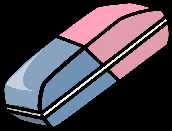 jpg royalty free library Eraser Clip Art at Clker