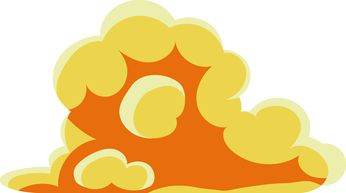 jpg free download Clip art cool cartoon. Clouds clipart orange.