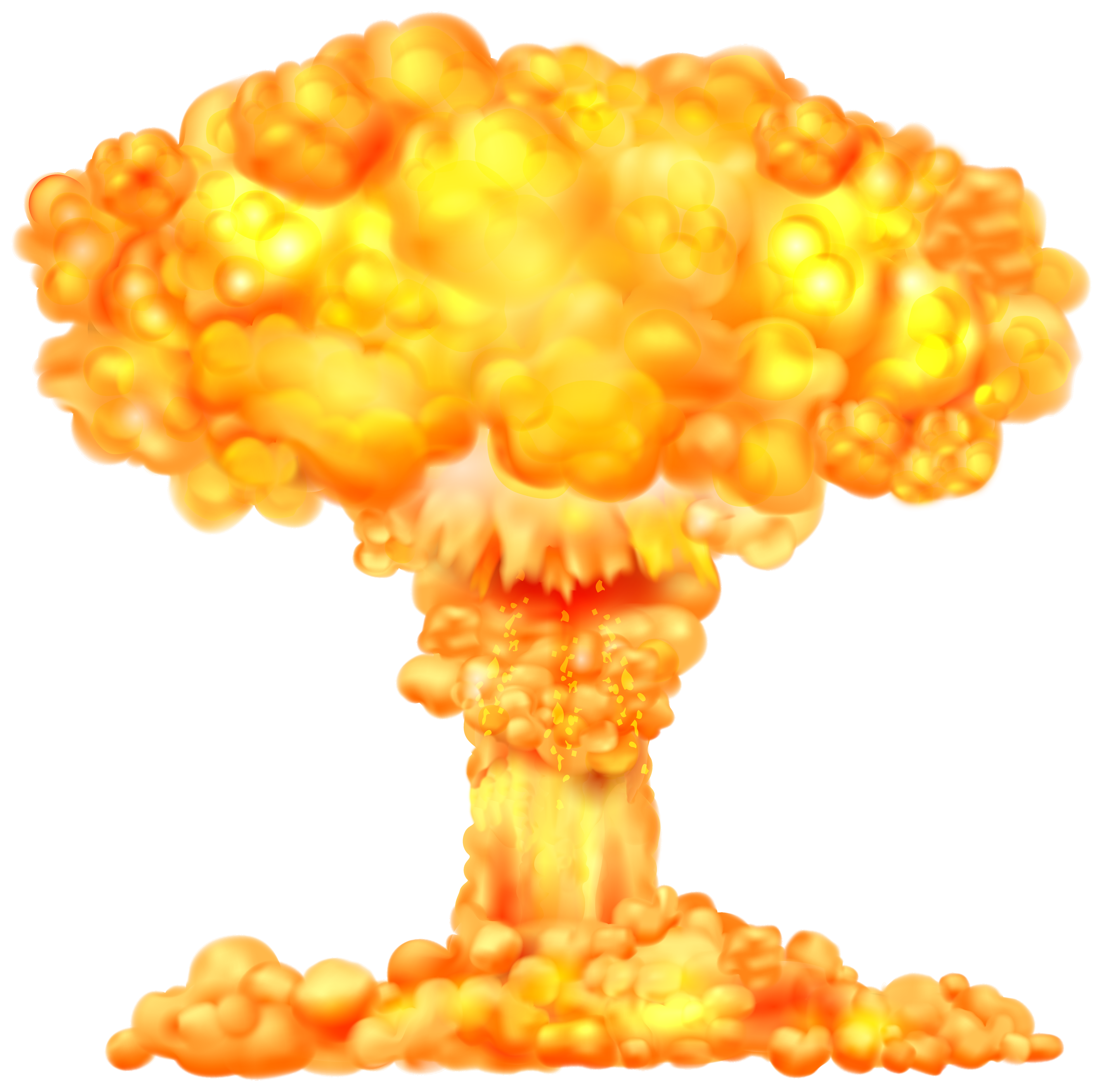 image black and white download Fire transparent png art. Explosion clip.