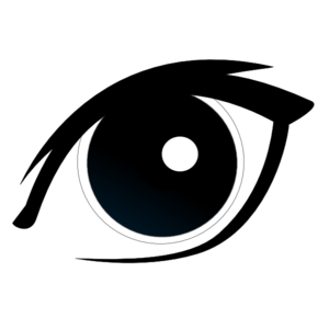 clipart transparent library Eye Clip Art at Clker