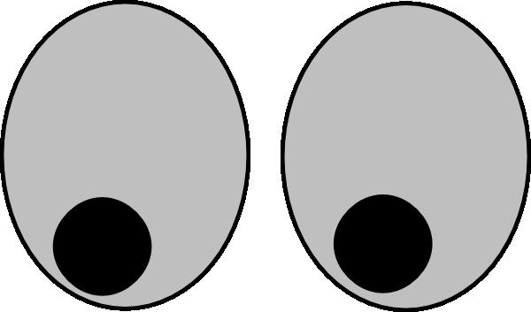graphic freeuse stock Eyeballs clipart kilay. Eyes clip art vector