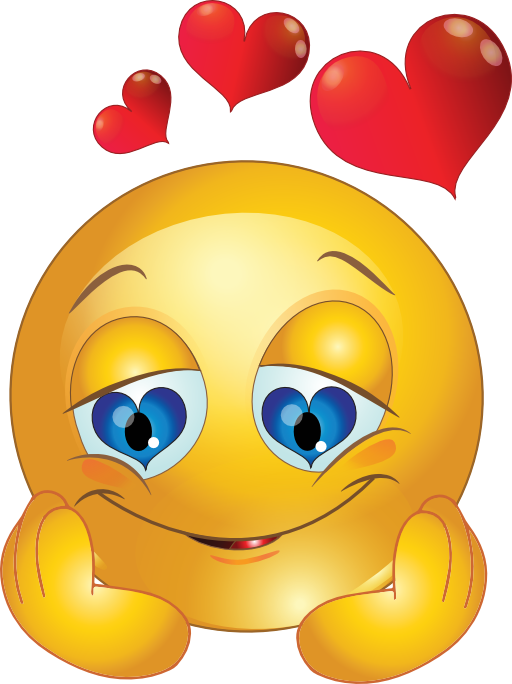 jpg royalty free Loving smiley eyes kid. Yes clipart happy face