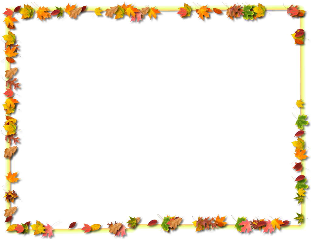 vector transparent thanksgiving border clipart black and white #58289793