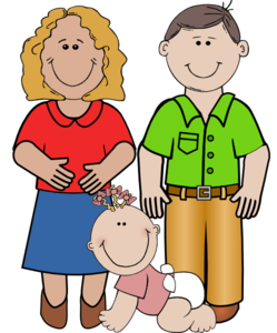 stock Family clipart. Members panda free images