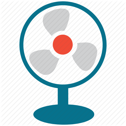 banner black and white stock Electric Fan Clipart at GetDrawings