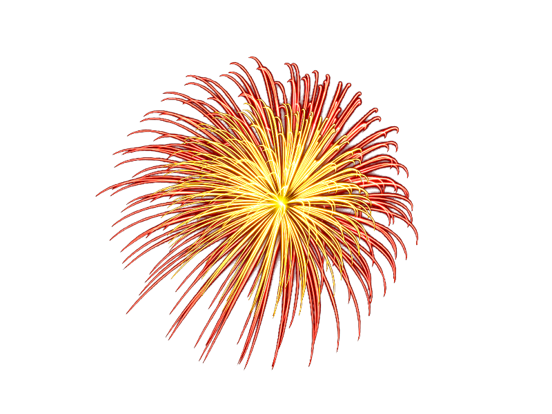 picture transparent Fireworks Clipart clear background