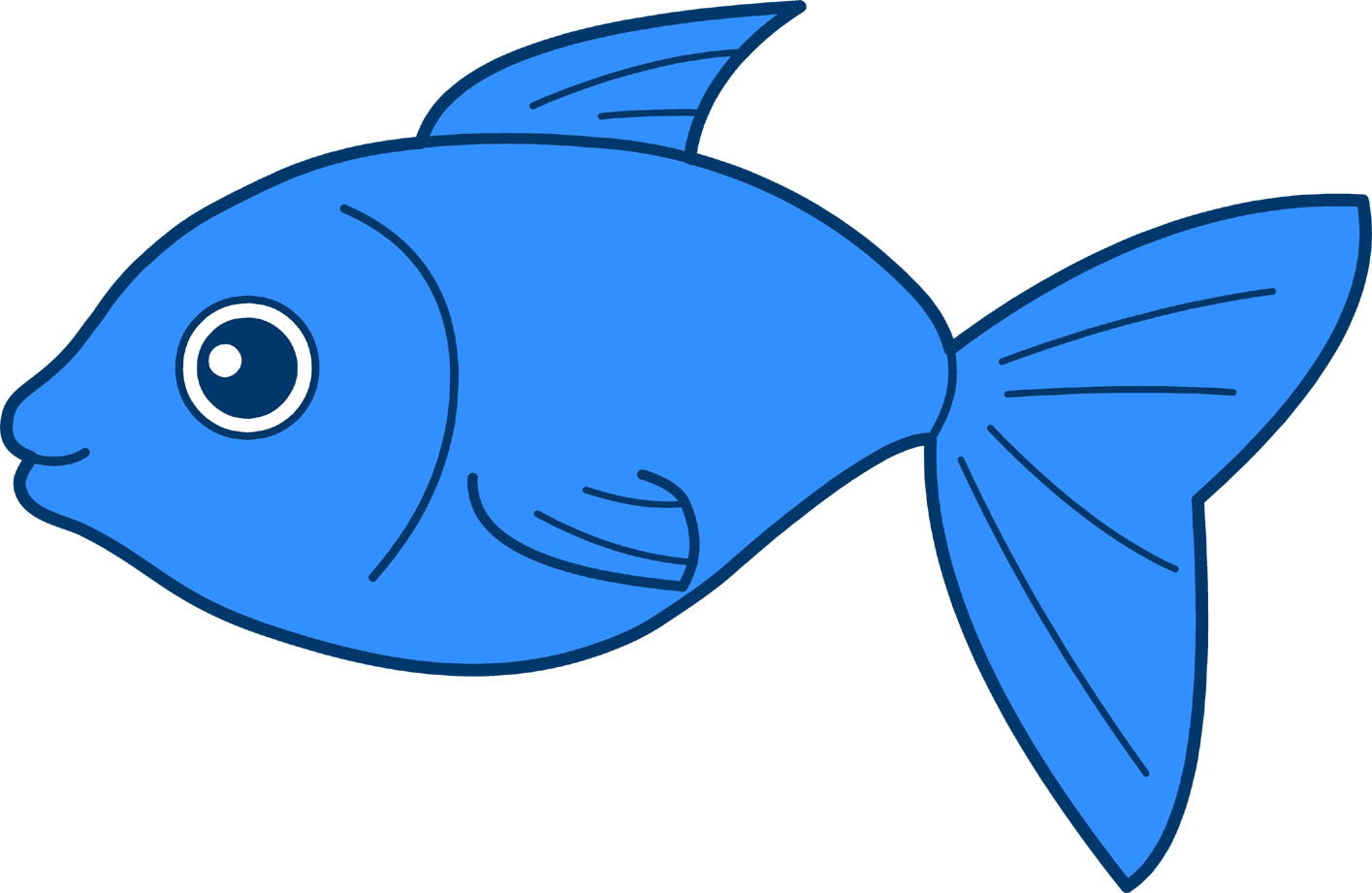 graphic library download Fish Clipart For Kids at GetDrawings