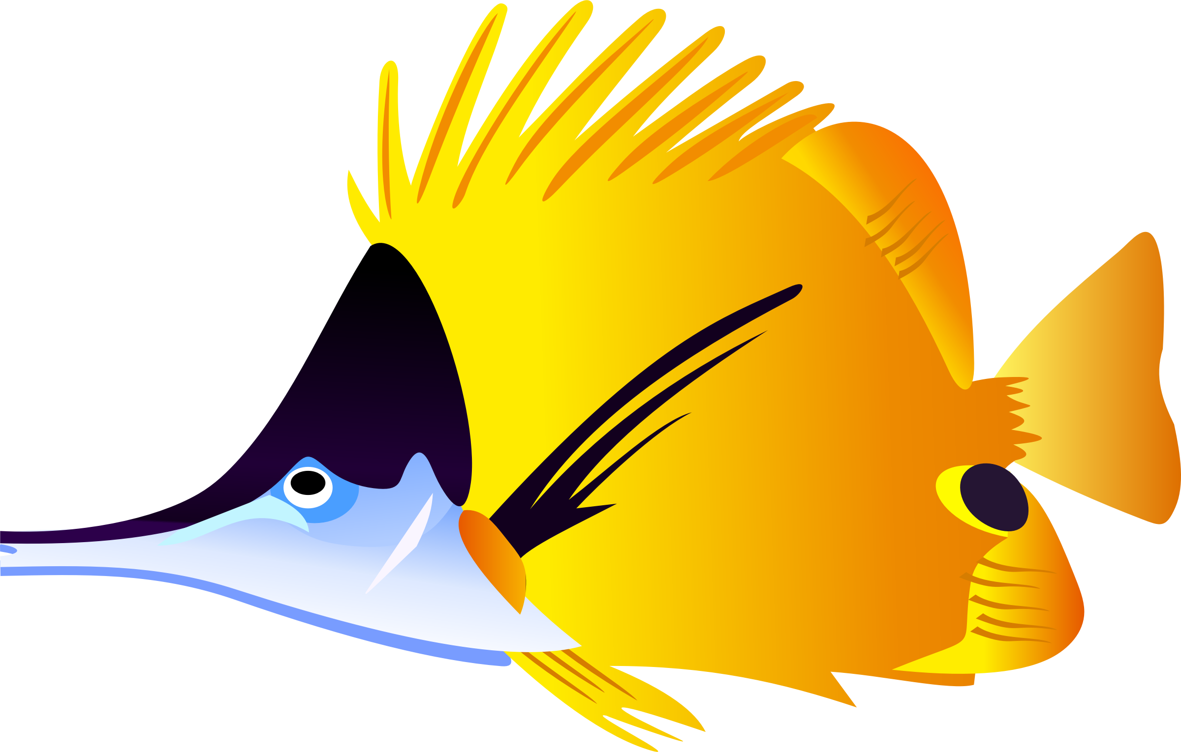 clip art transparent stock Saltwater Fish Clipart at GetDrawings