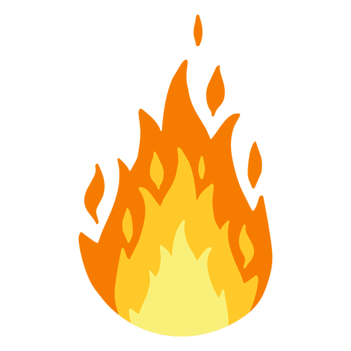 clip art freeuse Flame clipart. Transparent png svg vector.
