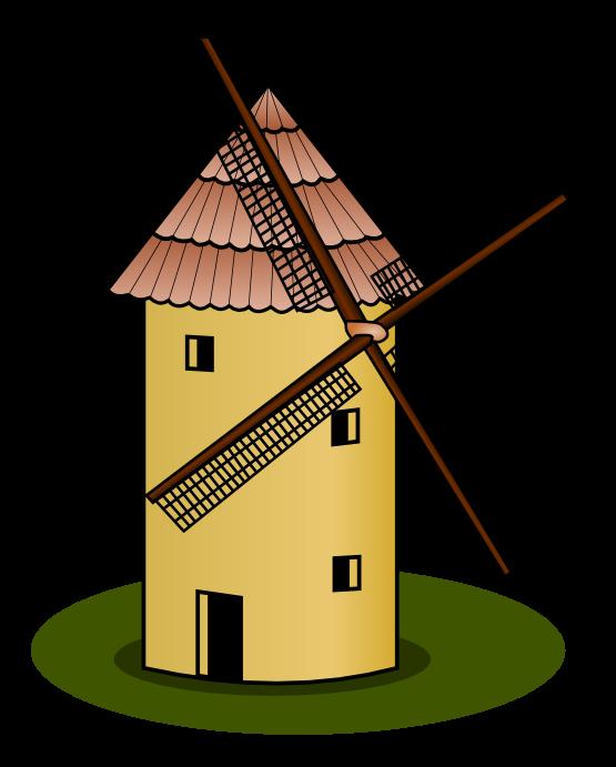 svg transparent Windmill Clipart Group