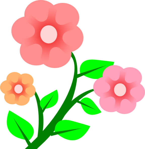 banner transparent download Mayflower clipart colour flower. Thank you flowers panda.