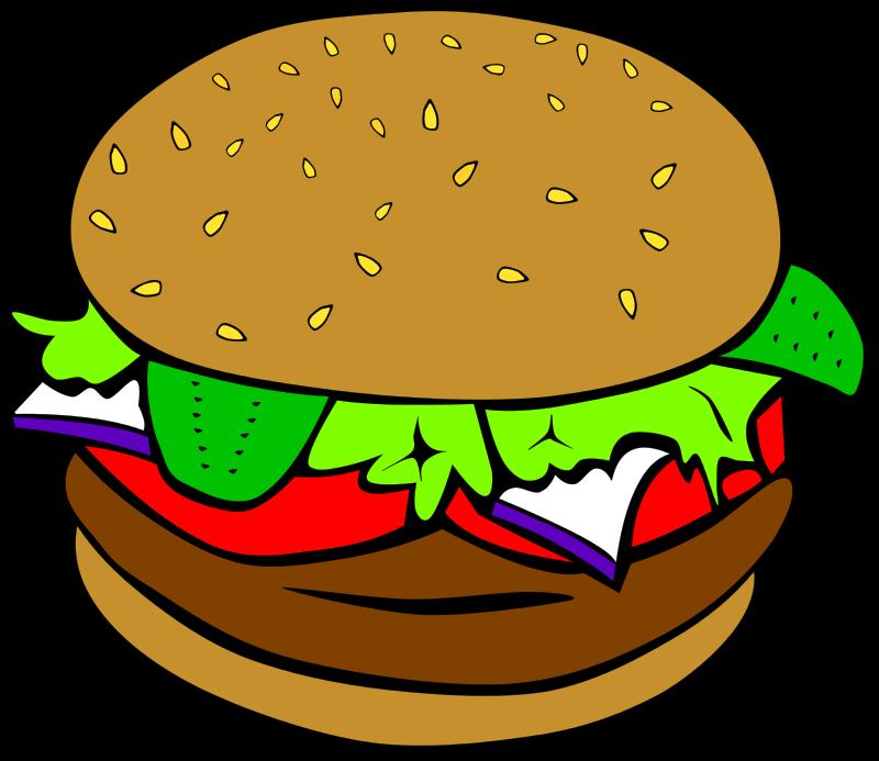 vector transparent Junk food free on. Mcdonalds clipart printable.