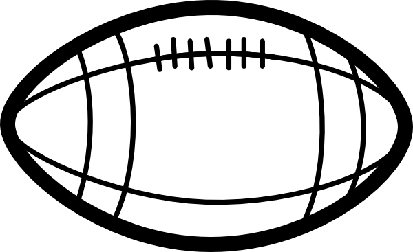 picture transparent library Black and white panda. Football clipart.