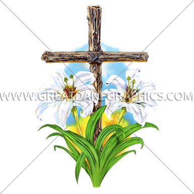 png library Clipart for lent. Lenten lilies production ready.