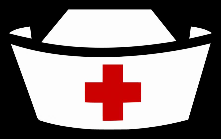svg black and white download Nurse Clipart Nurse Cap Pencil And In Color Nurse Clipart Nurse Cap