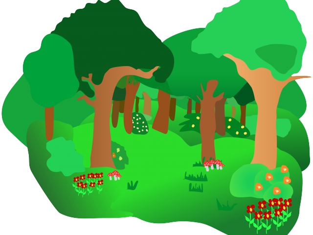 banner Free on dumielauxepices net. Forest clipart