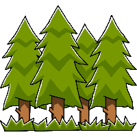 picture transparent download Forest clipart. Download free png photo