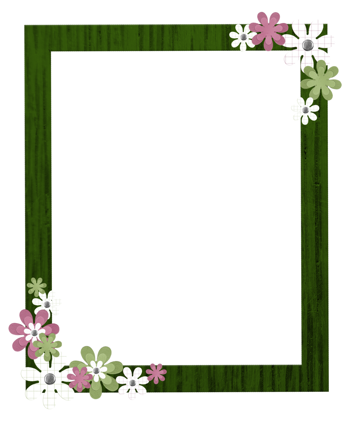 jpg royalty free Clipart borders and frame. Green border png mart.