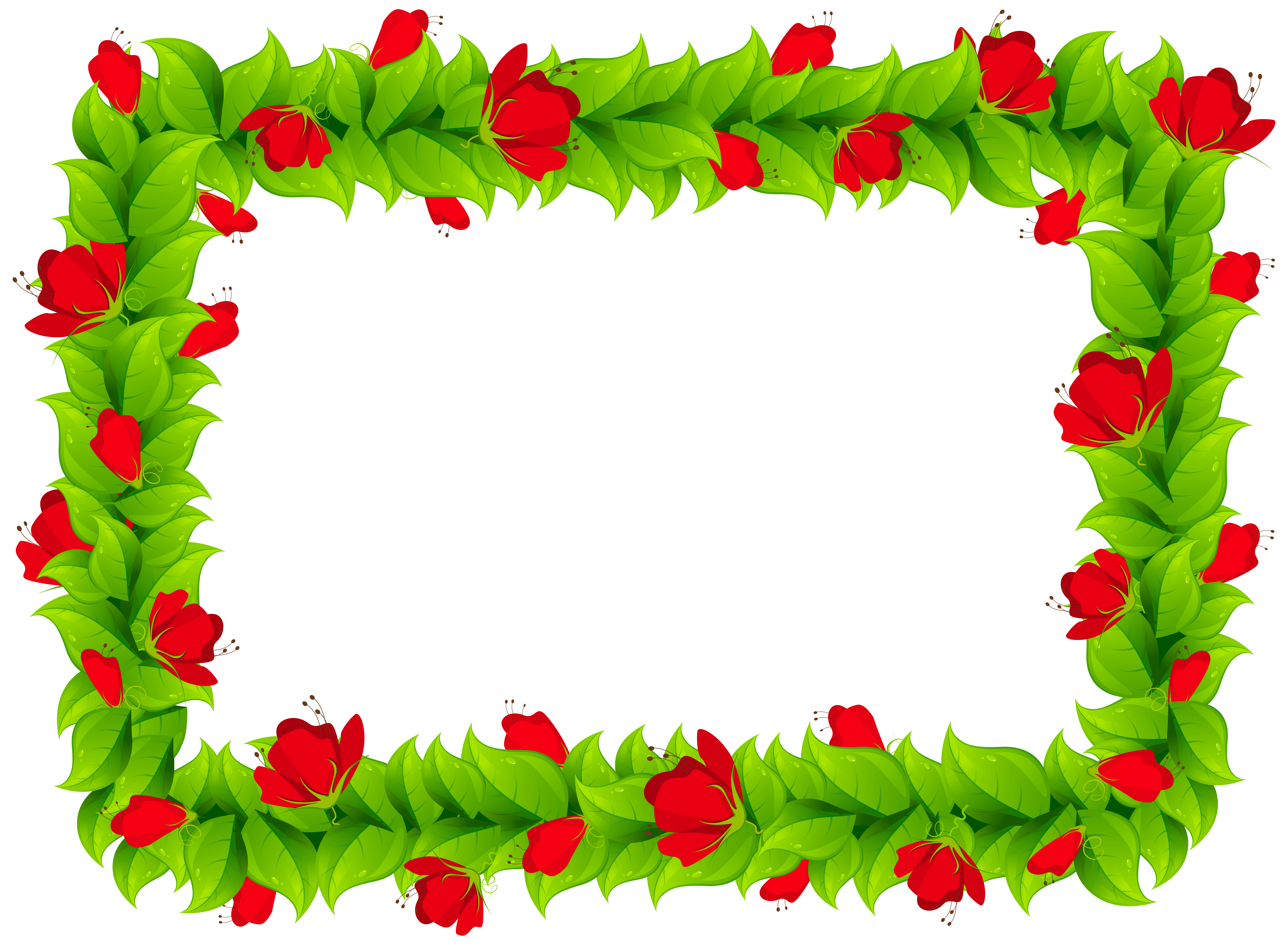 png black and white Floral border png image. Clipart borders and frame.