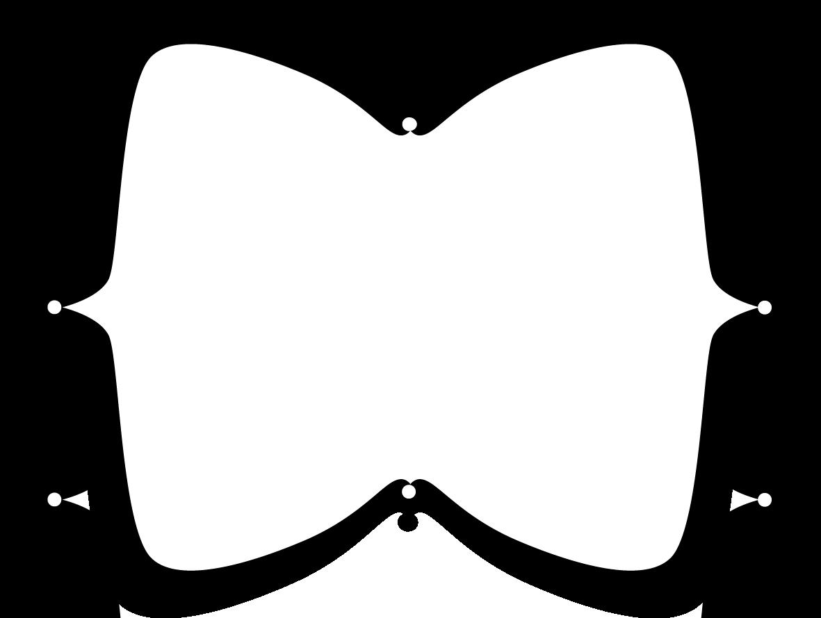 clip art black and white stock Frame Free Clip Art Frames