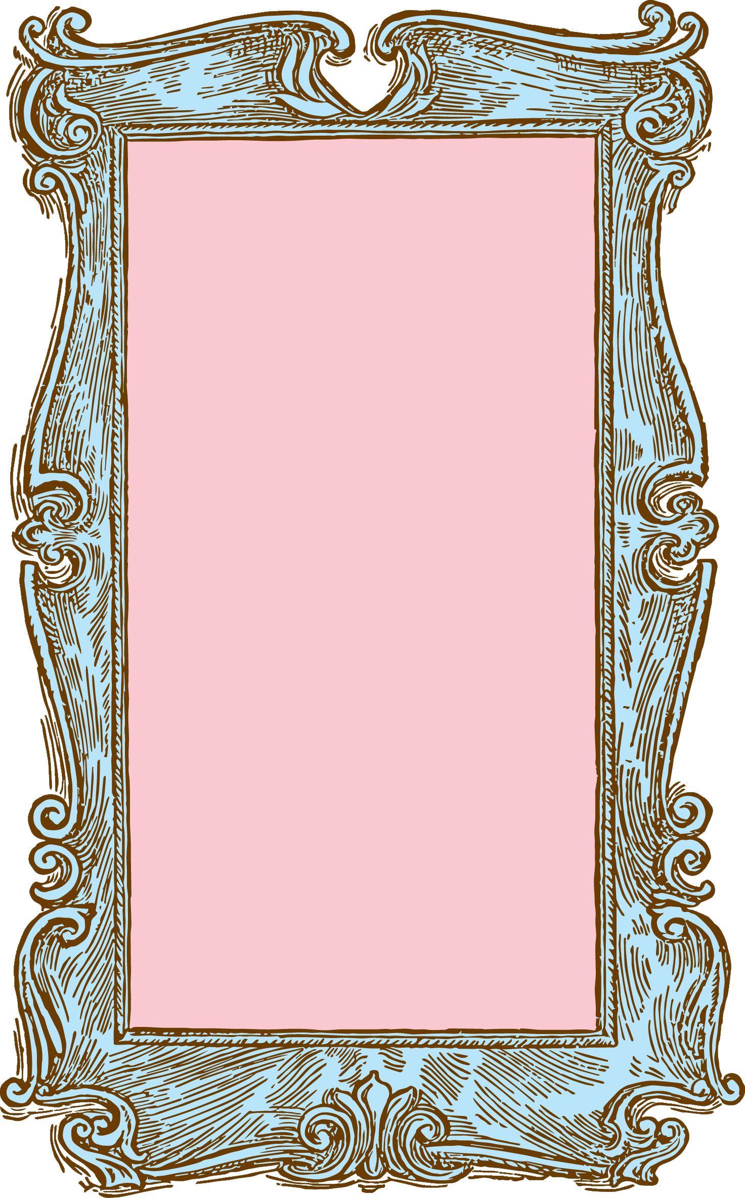 jpg download Wood frames cliparts free. Vector door antique