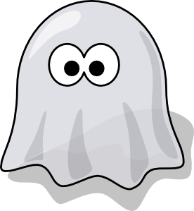 clipart transparent Cartoon clip art at. Drawing pic ghost
