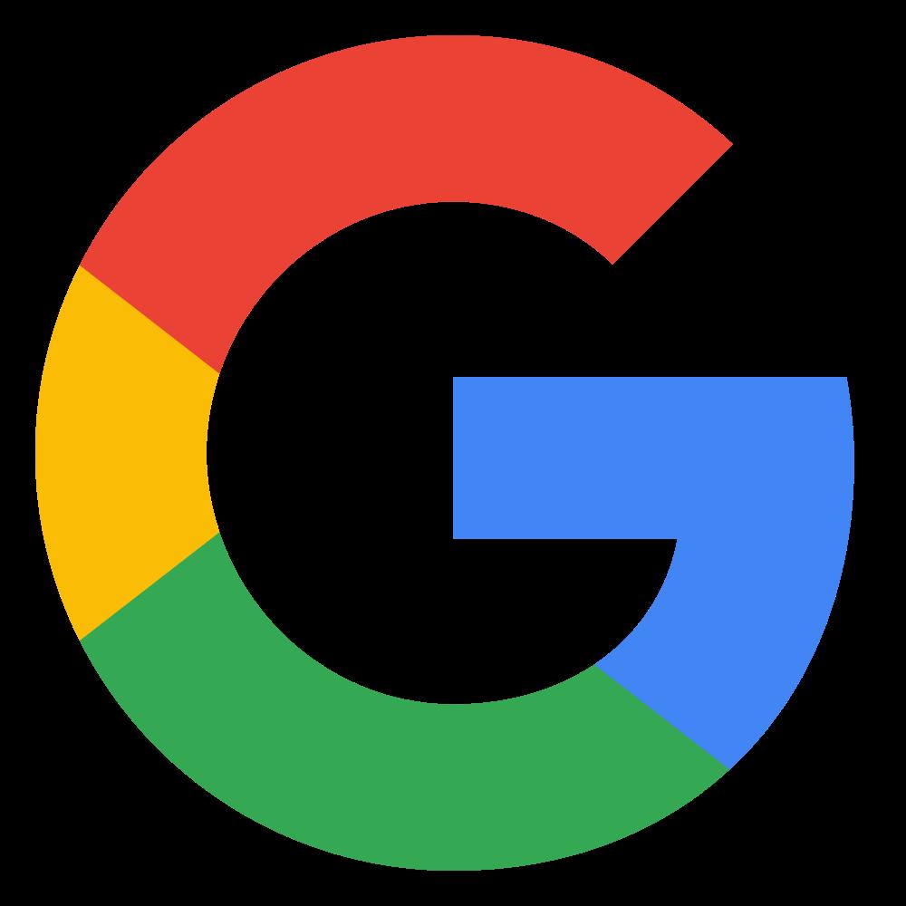 banner freeuse download Google logo PNG images free download
