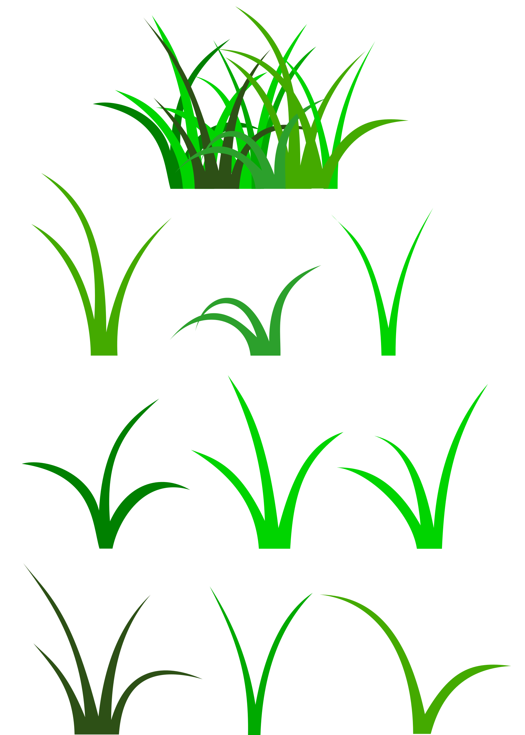 clipart freeuse download Lawn clipart tall grass. Silhouette clip art at.